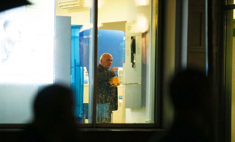 Захвативший банк в столице Петросян арестован судом надва месяца