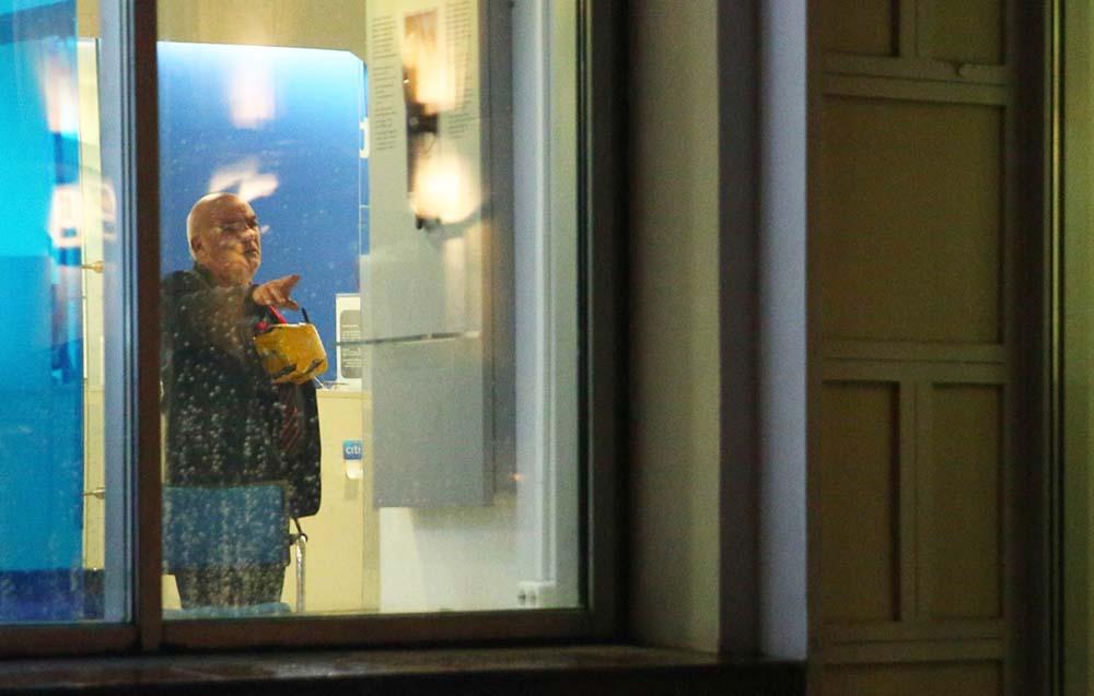 Мужчина, захвативший отделение банка на ул. Большая Никитская