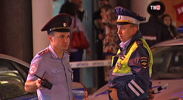 Захватчик банка в Москве