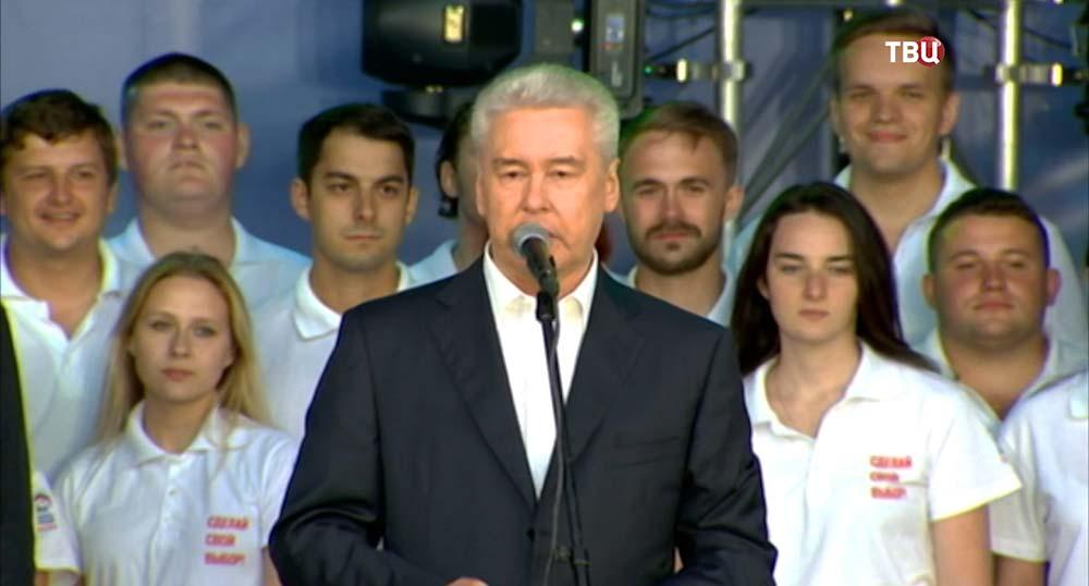 Выборы в Государственную думу будут самыми честными завсю историю РФ - Собянин