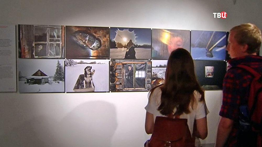 Выставка победителей фотоконкурса имени Стенина