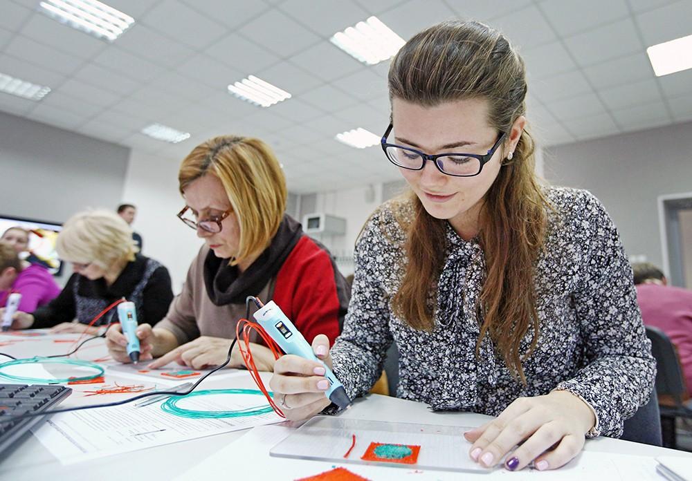 Результаты конкурса «Московские мастера» подвели встолице