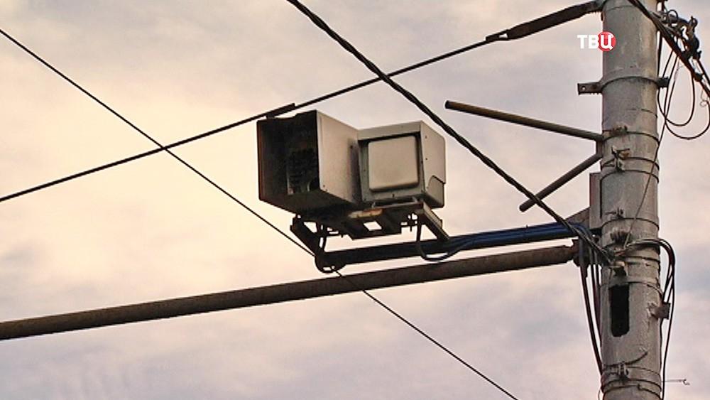 Комплекс фото-видеофиксации нарушений ПДД