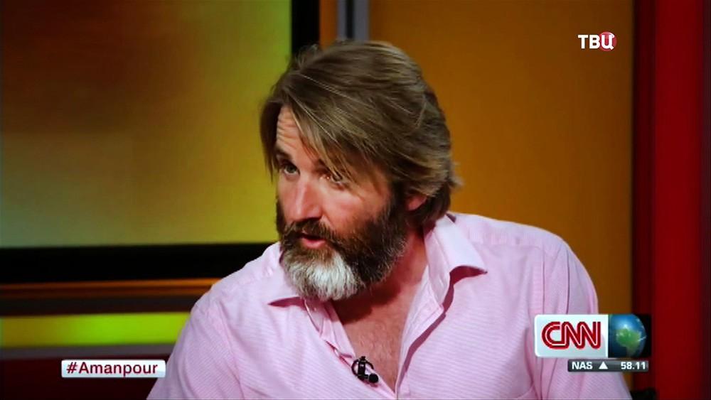 Британский репортер узнал собственных похитителей всотрудниках ЦРУ
