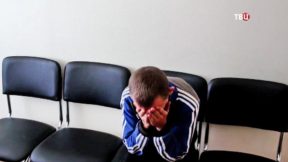 Задержанный в ДНР диверсант