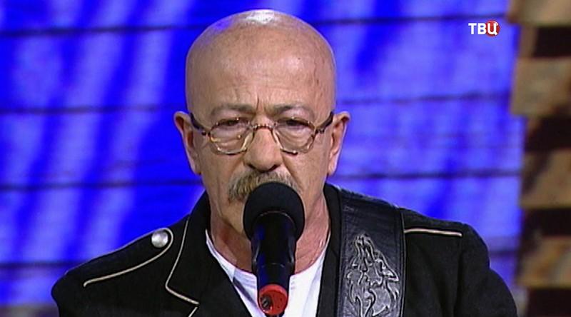 Певец Александр Розенбаум