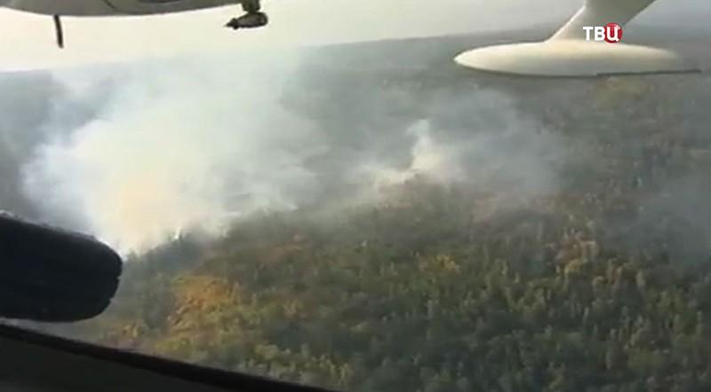 ИзХабаровска вСибирь вылетел тушить пожары самолёт-амфибия
