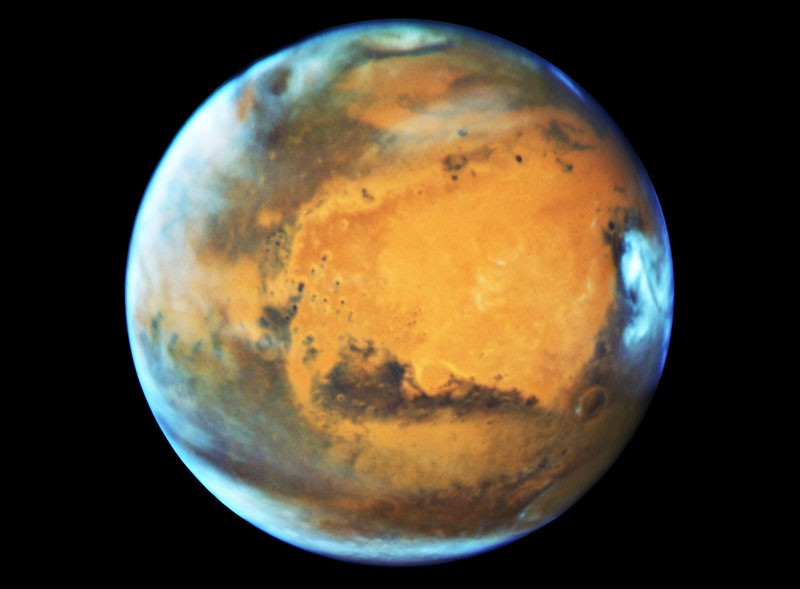 илон маск программа на марс