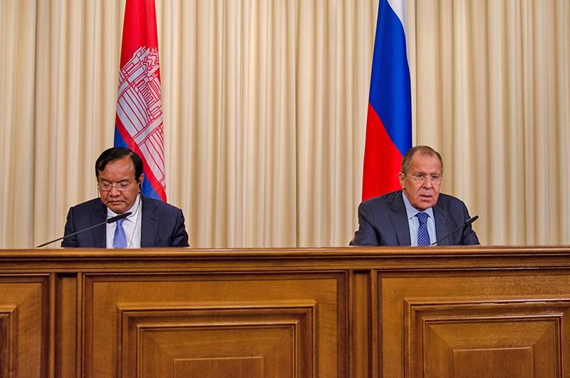 Договоренности поСирии сСША «подвешены» из-за отношения коппозиции— Лавров