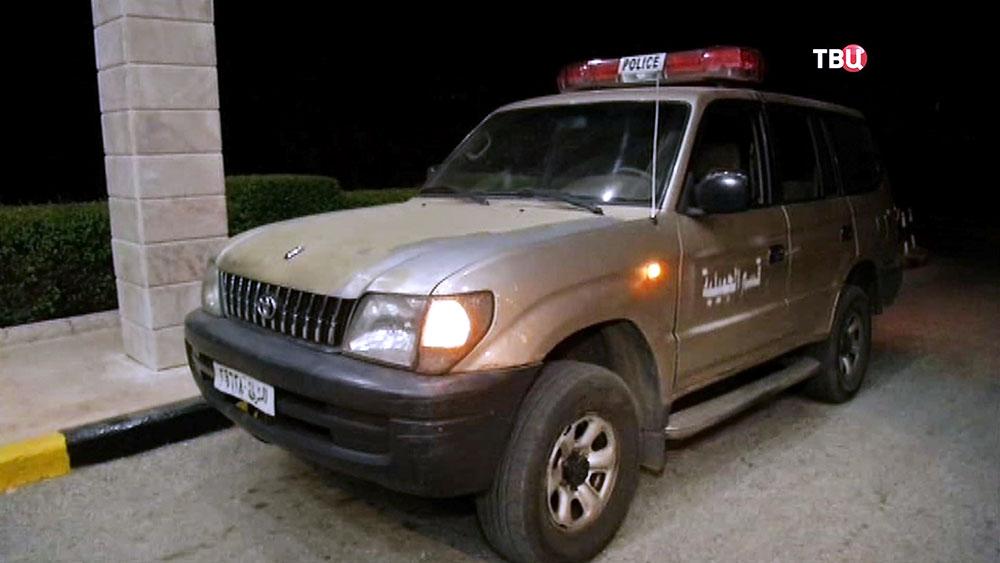 Полиция Сирии