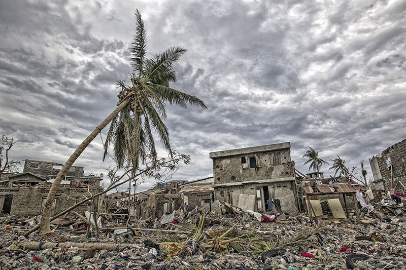 "Последствия урагана ""Мэтью"" на Гаити"