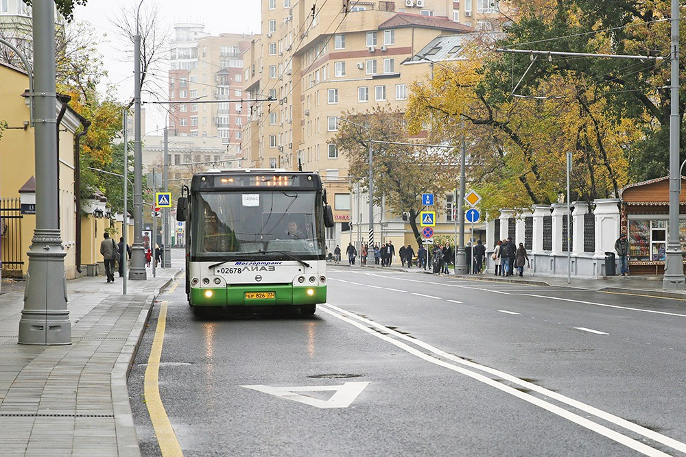 Транспорт в российской столице заработает по-новому