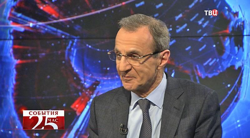 Сергей Орджоникидзе, заместитель секретаря Общественной палаты РФ, заместитель Генерального секретаря ООН в 2002 - 2011 гг