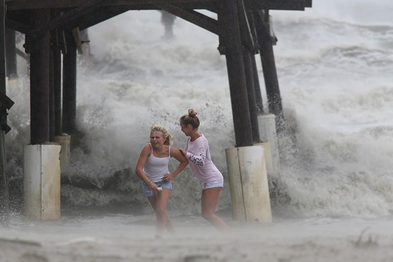 "Ураган ""Николь"""