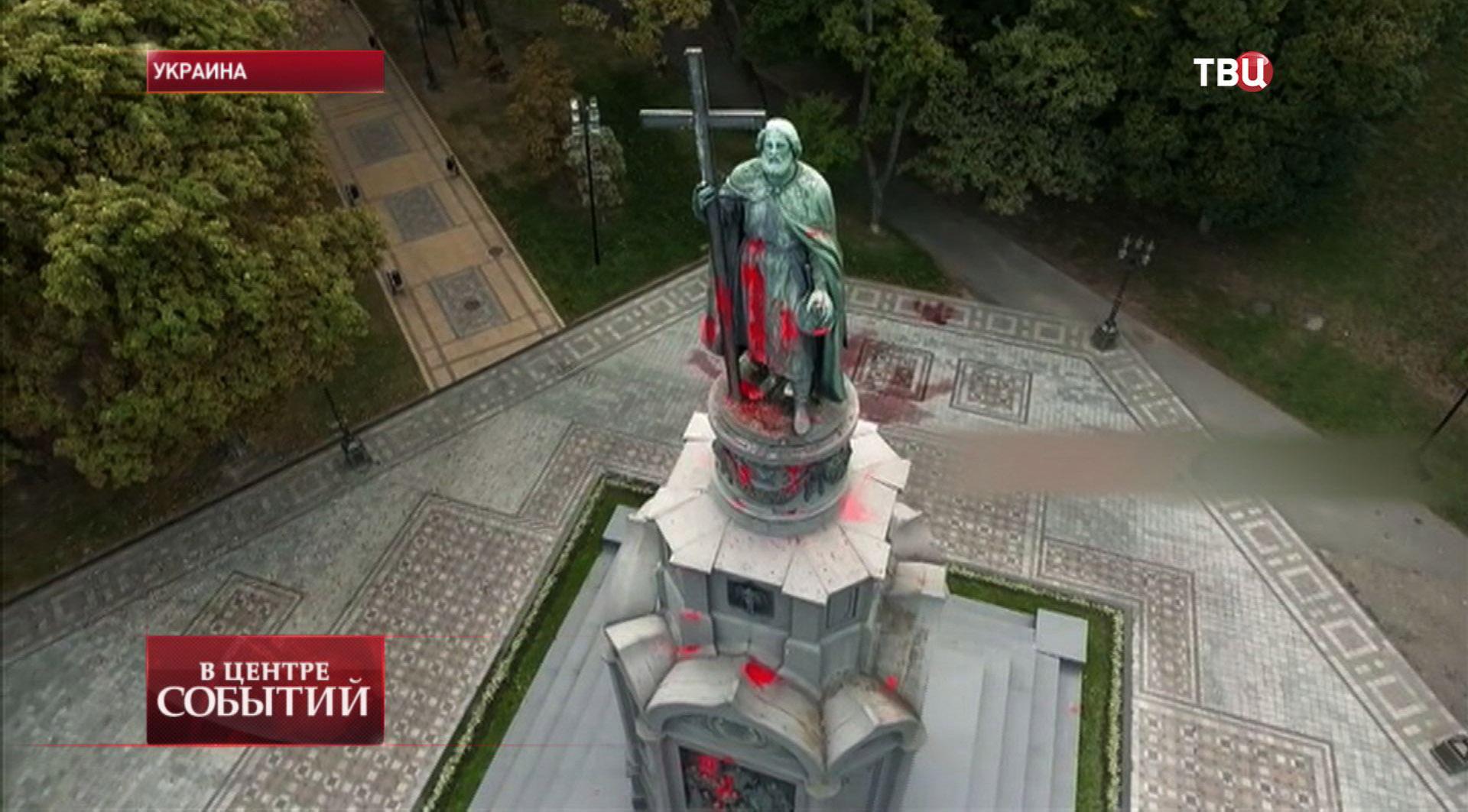 Памятник Владимиру Великому на Украине