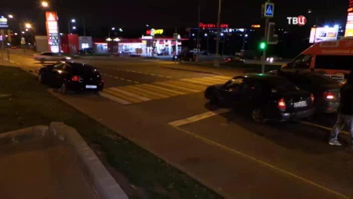 ДТП на Варшавке
