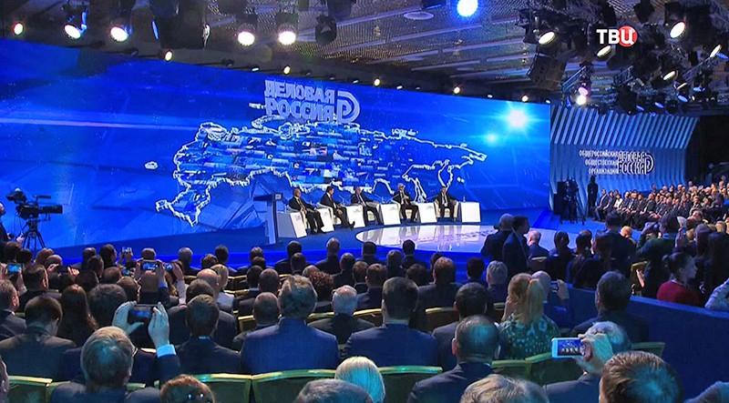 Русский бизнес обосновал собственный патриотизм— Путин