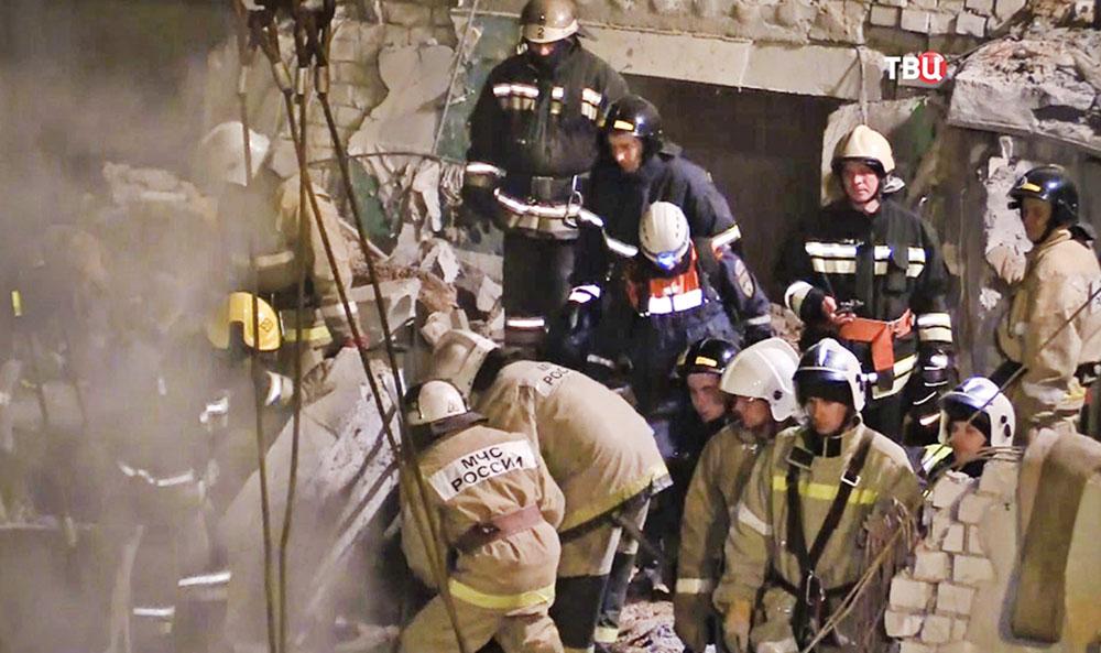 При обрушении стены жилого дома под Иваново никто непострадал