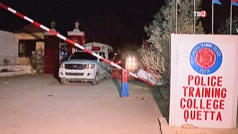 Полицейская академяю в Пакистане