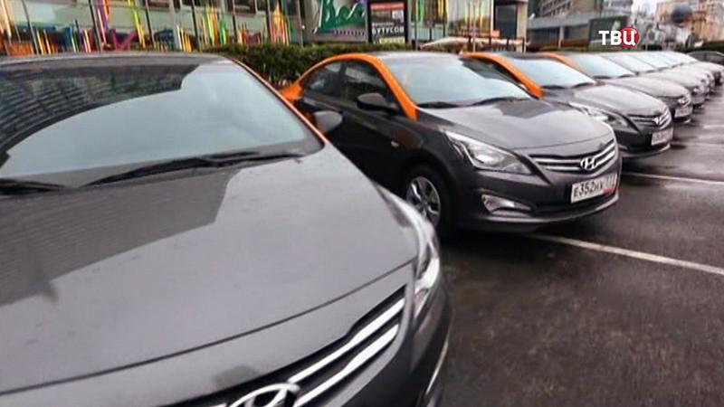Машины для аренды (каршеринг)