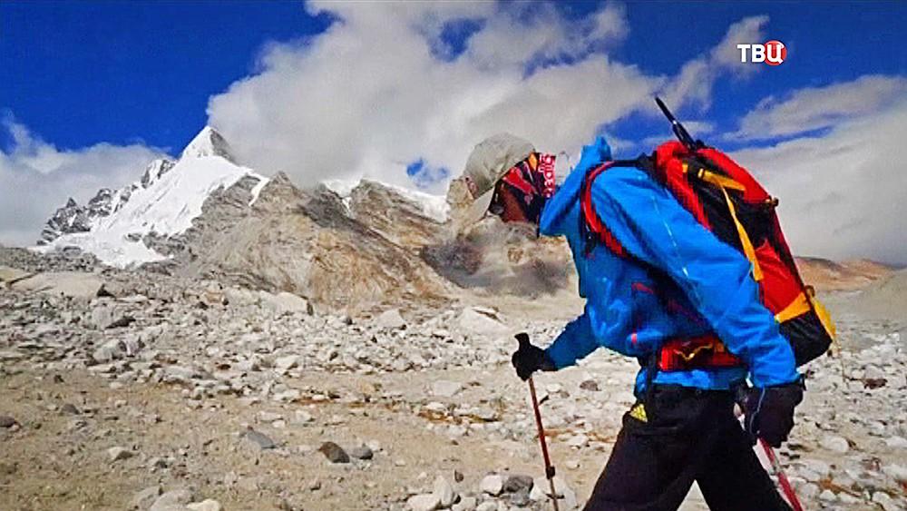 Подъем в Гимали