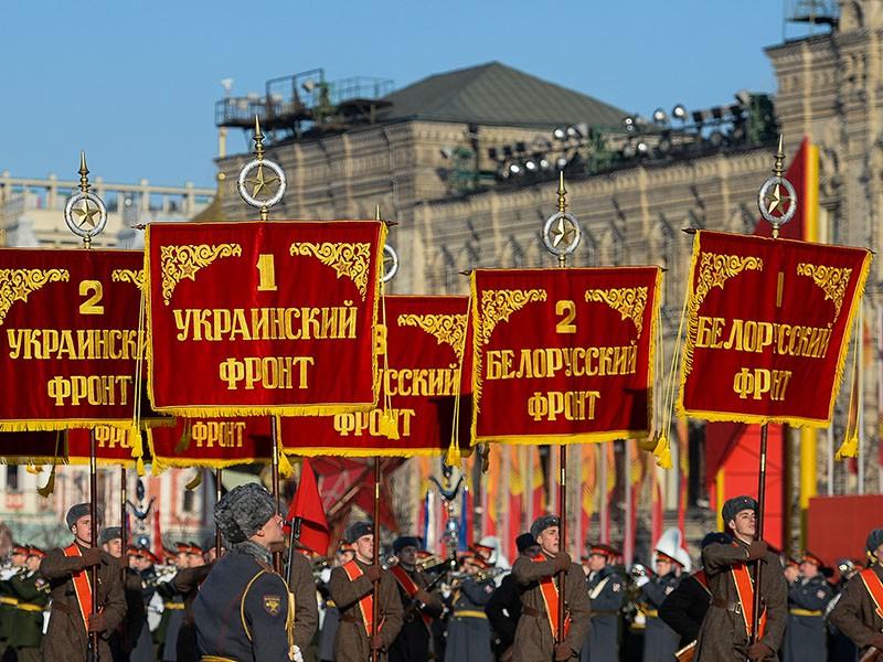 Фото парад в москве 1941 года