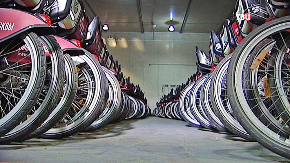 Склад велопроката