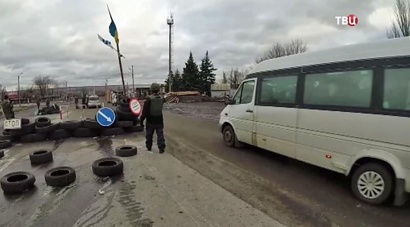 Отвод войск в Луганске