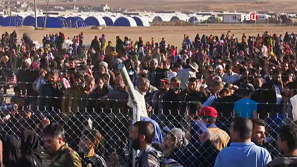 Врезультате авиаудара вИраке погибли 70 мирных граждан