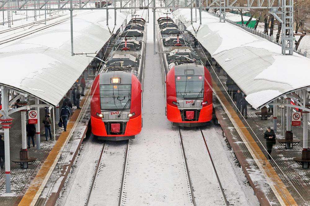 Московское центральное кольцо (МЦК)