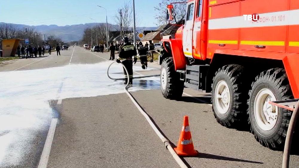 ДТП в Кабардино-Балкарии