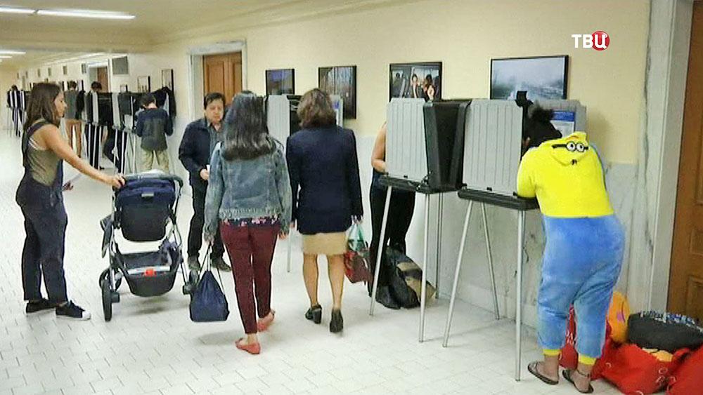 Выборы в США