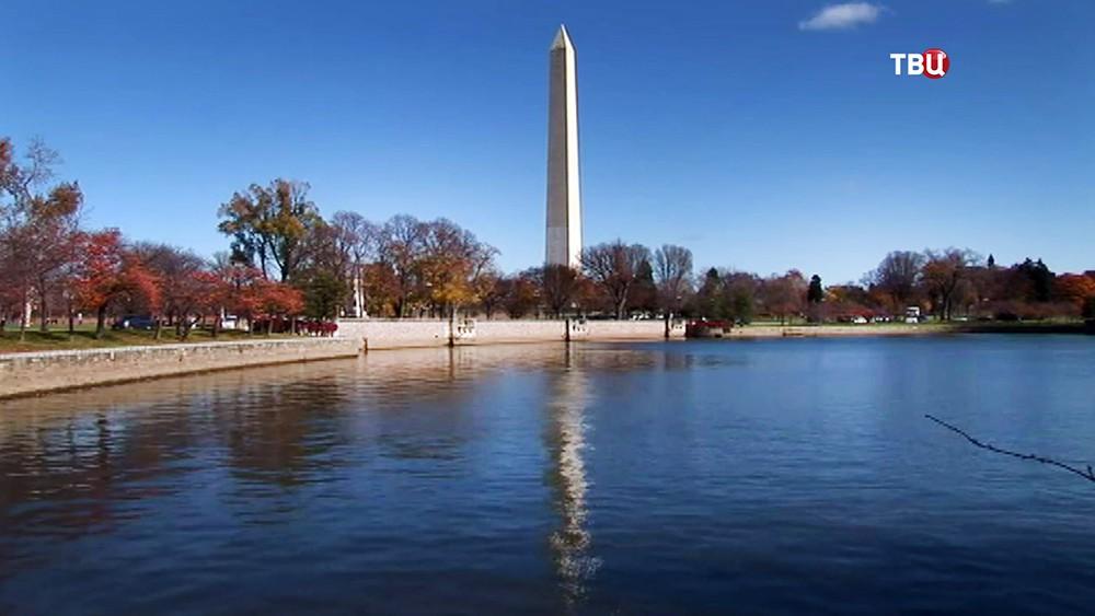 Капитолийский холм в Вашингтоне