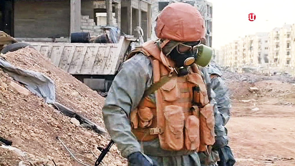 Последствия применения химоружия в Сирии
