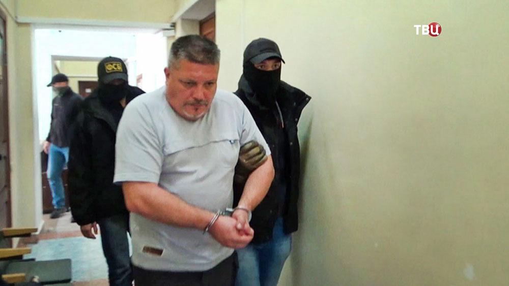 ФСБ обнародовала кадры с признаниями задержанных в Крыму диверсантов