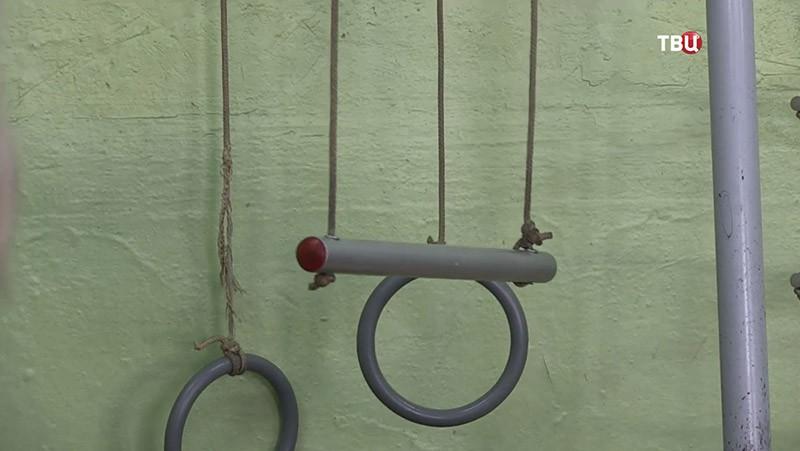 Железный тренажер