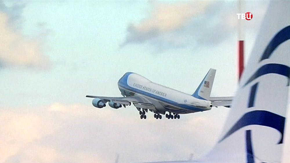 Спецборт президента США