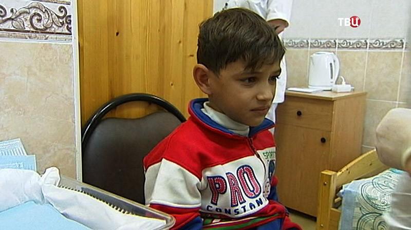 Мальчик из Сирии