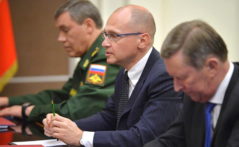 Первый заместитель Руководителя Администрации Президента Сергей Кириенко