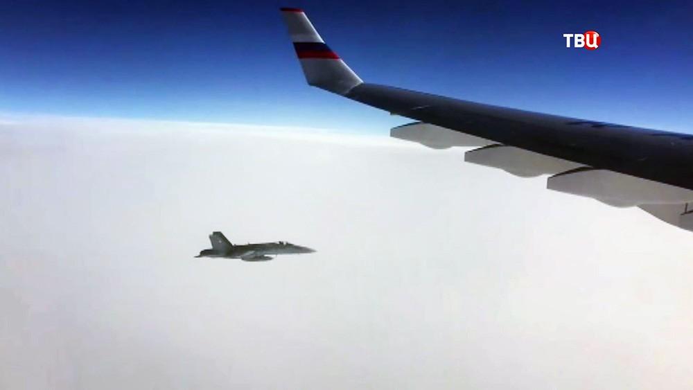 Истребитель ВВС Швейцарии