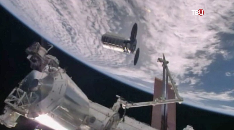 Грузовой корабль Cygnus