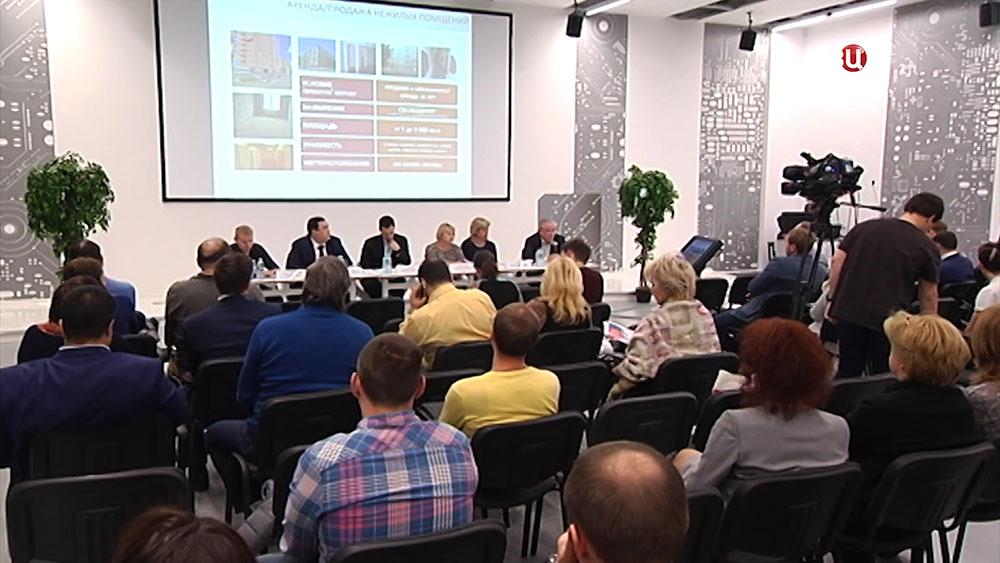 Москва выставила наторги права аренды 125 помещений для малого бизнеса