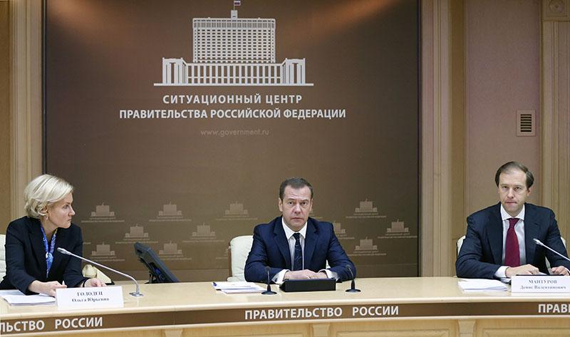 Задолженность по заработной плате в Российской Федерации достигла практически 4 млрд руб. — Медведев