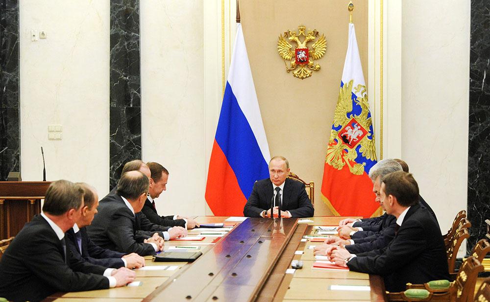 Песков: письмо Владимира Путина парламенту будет нетрадиционным посодержанию