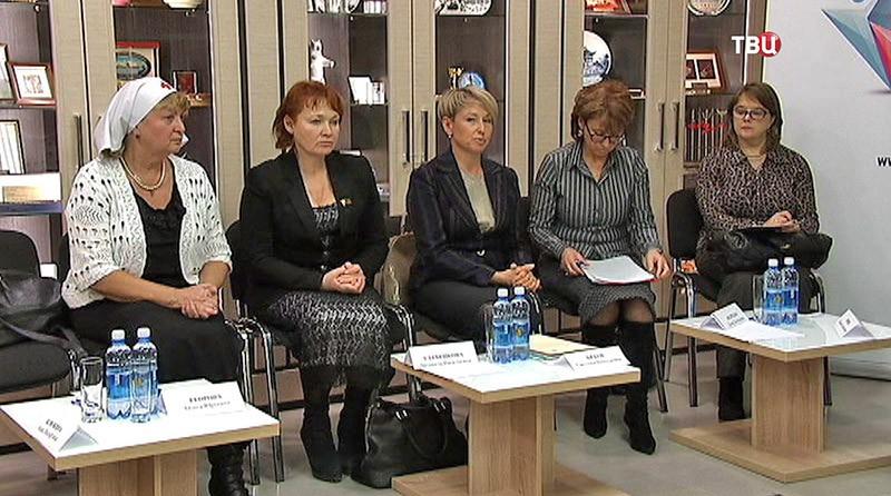 Заседание о методах борьбы с распространением ВИЧ