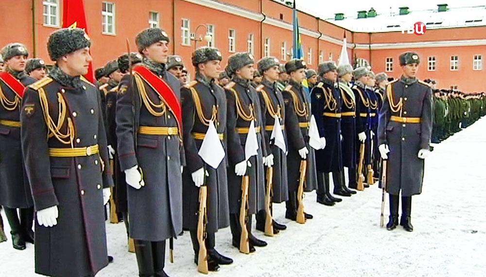 День почетного караула россии