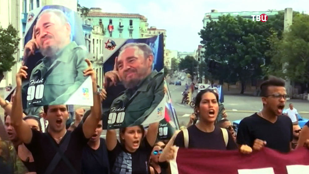 Рауль Кастро уверил В. Путина внеизменности курса насотрудничество сРоссией