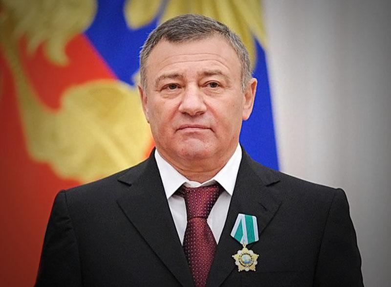 Аркадий Ротенберг