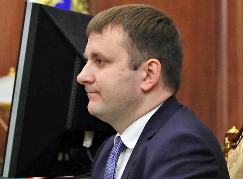 Министр экономического развития Максим Орешкин