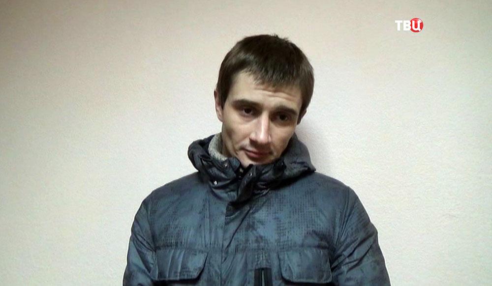 Задержанный организатор наркопритона